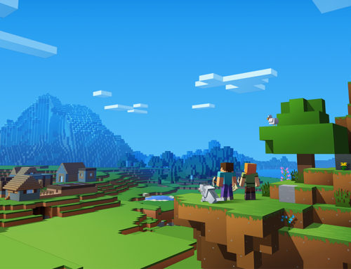 Minecraft Friday