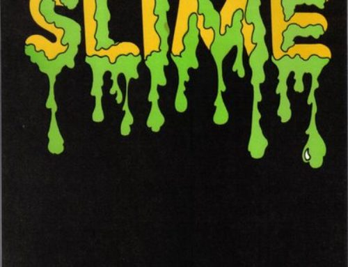 Come Slime with us! – Tuesday Novermber 6, 2018